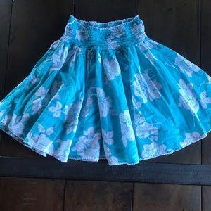Mini Boden girl skirt